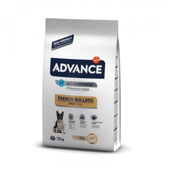 Advance French Bulldog Duck&Rice 2,5kg