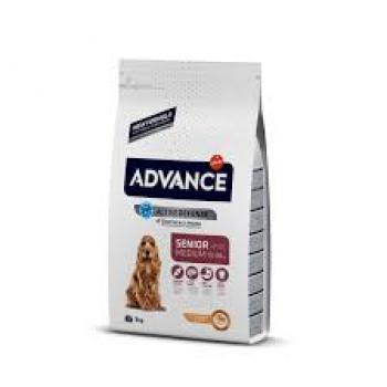 Advance Medium Senior Chicken 12kg