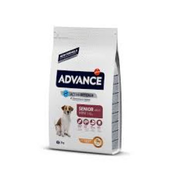 Advance Mini Senior Chicken 3kg