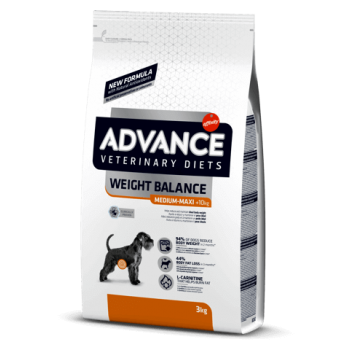 Advance Weight Balance Dog Medium/Maxi 12kg