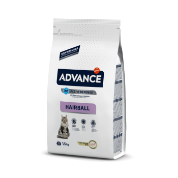 Advance Cat Adult Hairball 1,5kg