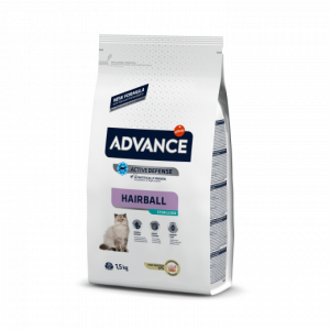 Advance Cat Adult Hairball Sterilized 1,5kg