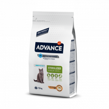 Advance Cat Young Sterilized 1,5kg