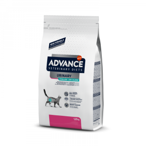 Advance Cat Urinary Sterilized Low Calories 1,25kg