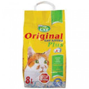 Areia My Super Cat Original Plus Perfumada 5kg