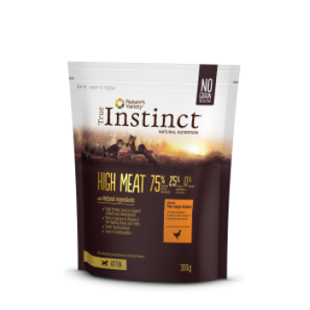 Instinct High Meat Kitten 300gr Frango