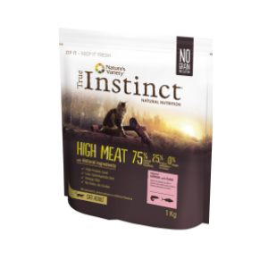 Instinct High Meat Cat Adult 1Kg  Frango