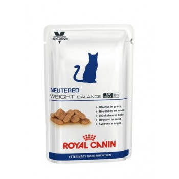 Royal Canin VET Cat Neutered Weight Balance 100gr