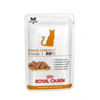 Royal Canin VET Cat Senior Consult Stage 1 100gr