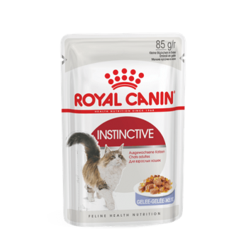 Royal Canin Instinctive Jelly 85gr