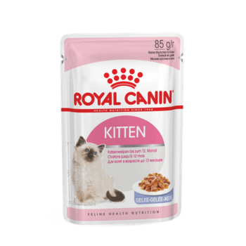 Royal Canin Kitten Jelly 85gr