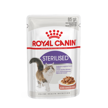 Royal Canin Sterilised Gravy 85gr