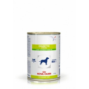 Royal Canin VET Dog Diabetic Special Low Carbohydrate 195gr