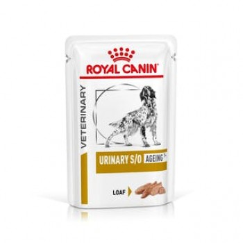 Royal Canin VET Dog Urinary S/O Ageing 7+ 85gr