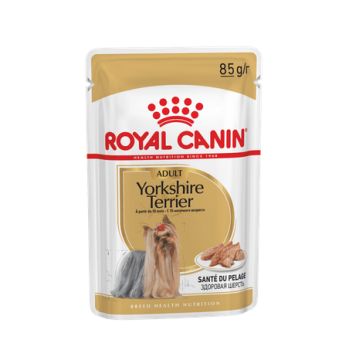 Royal Canin Yorkshire Terrier Adult 85gr