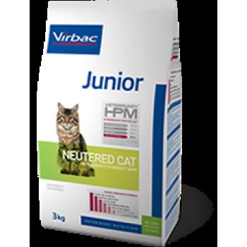 Virbac HPM junior neuthered cat 1.5kg