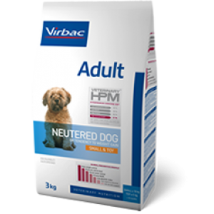 Virbac HPM adult neuthered dog small&toy 1.5kg