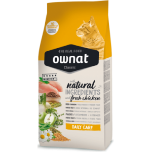 Ownat Classic Cat Daily Care 4kg