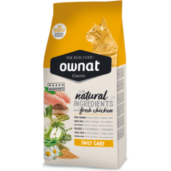 Ownat Classic Cat Daily Care 1.5kg