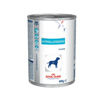 Royal Canin VET Dog Hypoallergenic 400gr